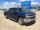 New 2017 Chevrolet Silverado LT 1500 4WD CRE Max Trailering NHT for sale in Shaunavon, SK