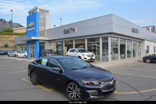 New 2018 Chevrolet Malibu LT for sale in Kamloops, BC