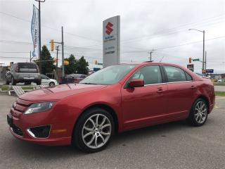Used 2012 Ford Fusion SEL AWD ~P/H/Leather ~Power Sunroof for sale in Barrie, ON
