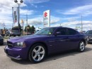 Used 2007 Dodge Charger R/T ~ #99 ~Plum Crazy ~350 HP for sale in Barrie, ON