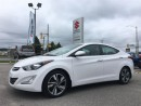 Used 2014 Hyundai Elantra Limited ~RearView Camera ~Power/Heated Seat for sale in Barrie, ON
