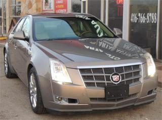 Used 2008 Cadillac CTS w/1SB for sale in Etobicoke, ON