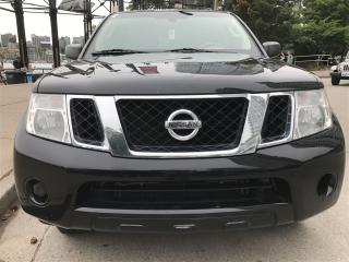 Used 2012 Nissan Pathfinder JUST ARRIVED,4X4,GOOD CONDITION. for sale in Vancouver, BC