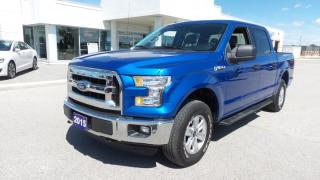 Used 2015 Ford F-150 XLT, 4x4, 3.5l V6 282Hp for sale in Stratford, ON