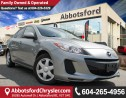 Used 2012 Mazda MAZDA3 GX Local & Accident Free! for sale in Abbotsford, BC