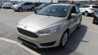 New 2017 Ford Focus SE, Sync, Affordable Fuel Efficiency for sale in Stratford, ON