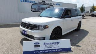 Used 2016 Ford Flex SEL, AWD, Leather, Moon, Navi for sale in Stratford, ON
