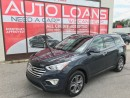 Used 2013 Hyundai Santa Fe XL Limited LIMITED-0% DOWN ALL CREDIT ACCEPTED for sale in Scarborough, ON