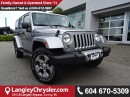 Used 2016 Jeep Wrangler Unlimited Sahara w/ NAVIGATION & BLUETOOTH for sale in Surrey, BC