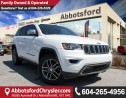 Used 2017 Jeep Grand Cherokee Limited Sunroof, Heated Front & Rear Seats, Backup Camera, Bluetooth! for sale in Abbotsford, BC