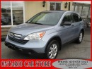 Used 2008 Honda CR-V EX 4WD SUNROOF !!! CARPROOF CLEAN NO ACCIDENTS!!! for sale in Toronto, ON