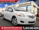 Used 2007 Toyota Yaris Base Low Kilometers & Accident Free for sale in Abbotsford, BC