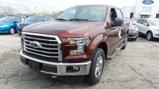 New 2017 Ford F-150 XLT, 385Hp, 302a, Nav, XTR Pkg for sale in Stratford, ON