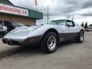 Used 1978 Chevrolet Corvette for sale in Bolton, ON