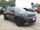 Used 2015 Jeep Grand Cherokee SRT**PANORAMIC SUNROOF**TRAILER TOW GROUP** for sale in Mississauga, ON