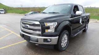 New 2017 Ford F-150 Lariat, 501a, Lthr, Nav, 385hp for sale in Stratford, ON