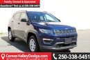 New 2017 Jeep New Compass Sport for sale in Courtenay, BC