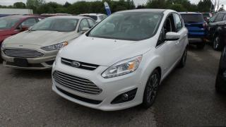 New 2017 Ford C-MAX Hybrid Titanium, Leather, Loaded for sale in Stratford, ON