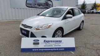 Used 2014 Ford Focus SE 135hp Manual  Fun and Economical for sale in Stratford, ON