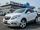 Used 2016 Buick Encore PREMIUM, AWD, LEATHER, ROOF NAV! *LOADED* for sale in Ottawa, ON