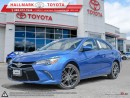 Used 2016 Toyota Camry 4-Door Sedan SE Special Edition for sale in Mono, ON