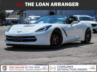 Used 2015 Chevrolet Corvette for sale in Barrie, ON