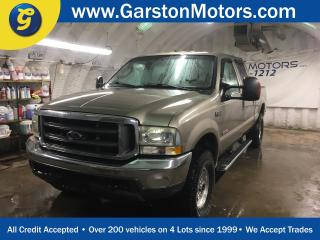 Used 2004 Ford F-250 XLT**AS IS CONDITION AND APPEARANCE***CREWCAB*4WD*6.0L DIESEL*6 FT BOX* for sale in Cambridge, ON