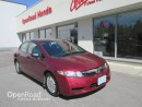 Used 2009 Honda Civic Sdn DX-G for sale in Burnaby, BC