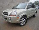 Used 2009 Hyundai Tucson GL-EXCELLENT service records !! for sale in Mississauga, ON
