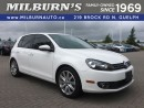 Used 2012 Volkswagen Golf TRENDLINE for sale in Guelph, ON