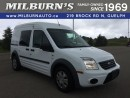 Used 2012 Ford Transit Connect XLT w/o Rear Door Glass for sale in Guelph, ON