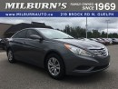 Used 2012 Hyundai Sonata GL for sale in Guelph, ON