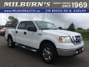 Used 2008 Ford F-150 XLT / 4X4 for sale in Guelph, ON