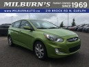 Used 2012 Hyundai Accent SE for sale in Guelph, ON