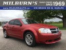 Used 2009 Dodge Avenger SXT for sale in Guelph, ON
