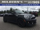 Used 2013 MINI Cooper Roadster S for sale in Guelph, ON