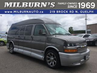 Used 2013 Chevrolet Express 2500 Explorer Limited SE for sale in Guelph, ON