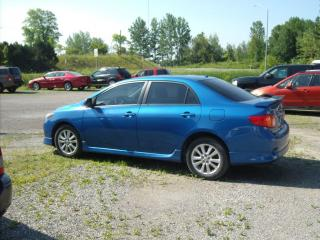 Used 2010 Toyota Corolla S for sale in Fenelon Falls, ON