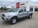 Used 2014 Toyota Tacoma SR5 Manual for sale in Smiths Falls, ON