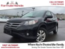 Used 2013 Honda CR-V TOURING | ALL WHEEL DRIVE | NAVIGATION for sale in Scarborough, ON