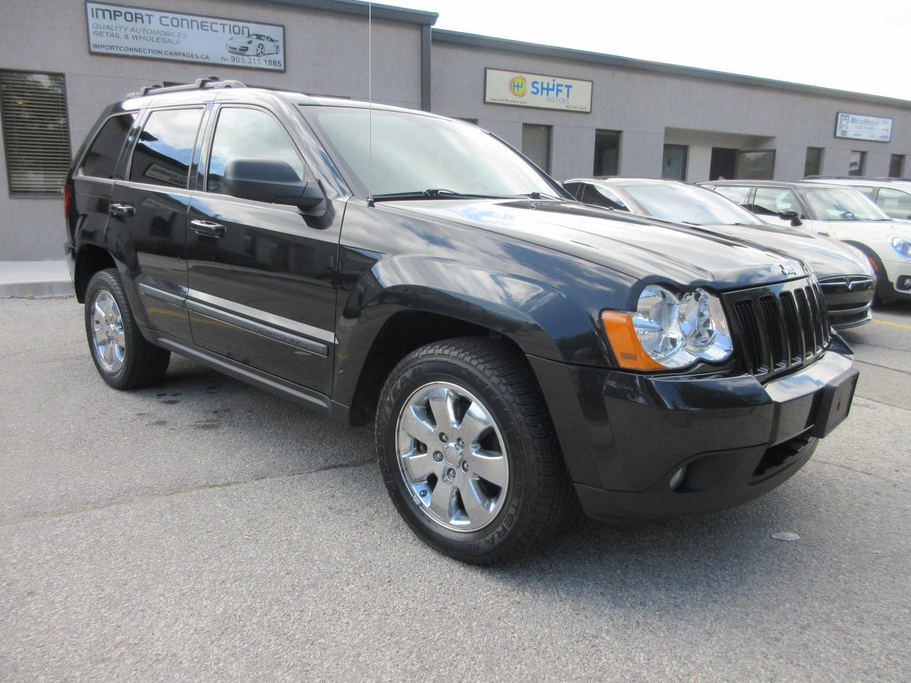 2008 Jeep Grand Cherokee DIESEL,BLUETOOTH,CHROME WHEELS