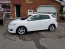 Used 2009 Toyota Matrix XR for sale in Bowmanville, ON