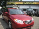 Used 2009 Hyundai Elantra GLS AC 4 cyl. PL PW PM for sale in Ottawa, ON