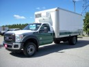 Used 2012 Ford F-450 XL | 16' Multi Van | DIESEL for sale in Stratford, ON