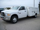 Used 2011 Dodge Ram 3500 SLT | Service Body | DIESEL for sale in Stratford, ON