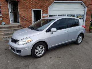 Used 2012 Nissan Versa 1.8 S for sale in Bowmanville, ON