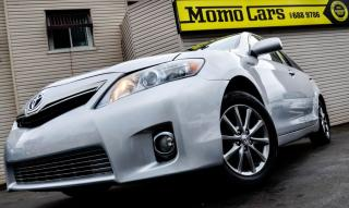 Used 2011 Toyota Camry Hybrid! Bluetooth+USB/AuxIn! ONLY $126/bi-weekly!! for sale in St Catharines, ON