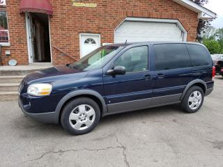 Used 2007 Pontiac Montana w/1SA for sale in Bowmanville, ON