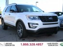 Used 2016 Ford Explorer SPORT for sale in Edmonton, AB
