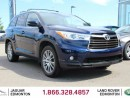 Used 2016 Toyota Highlander XLE AWD - One Owner Edmonton Trade In | 3M Protection Applied | Heated Front Seats | Seats 8 | 3 Zone Climate Control with AC | Power Sunroof | Power Liftgate | 19 Inch Wheels | Navigation | Back Up Camera | All Power Options | Roof Rack | Low KMs | Well  for sale in Edmonton, AB